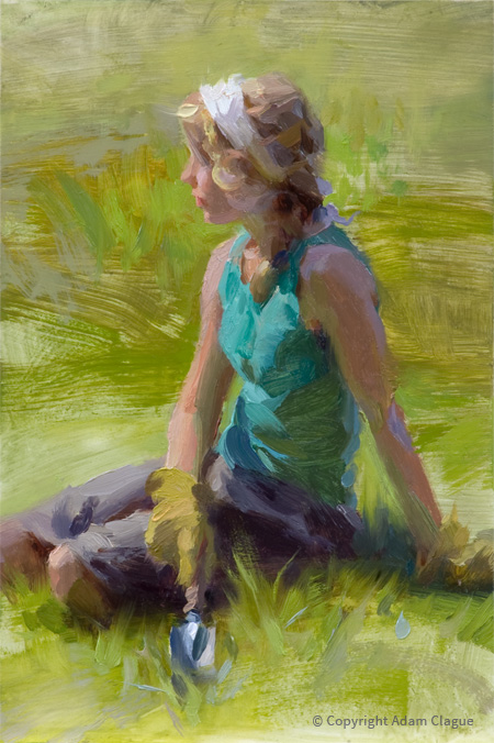 oil-painting-adam-clague-figurative-garden-respite